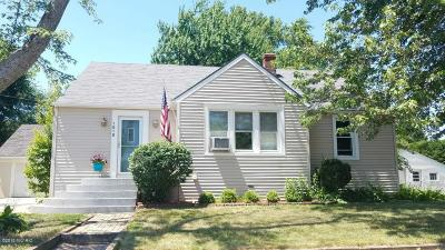 Grand Haven, Spring Lake Single Family Home For Sale: 1515 S Griffin Street