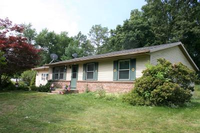 Delton Single Family Home For Sale: 12782 S M-43 Highway