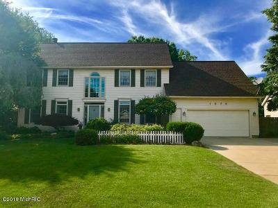 Single Family Home For Sale: 1675 Oakvale Drive SW