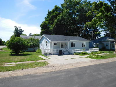 Sand Lake Single Family Home For Sale: 43 7th Street