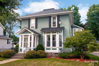 Sparta Single Family Home For Sale: 73 W Division Street