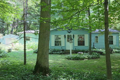 Cass County Single Family Home For Sale: 50107 Forest Road