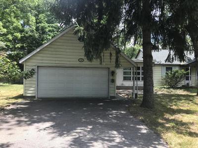 Harbert, Lakeside, New Buffalo, Sawyer, Three Oaks, Union Pier Single Family Home For Sale: 12387 Sandpiper Lane