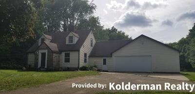 Rockford MI Single Family Home For Sale: $273,800