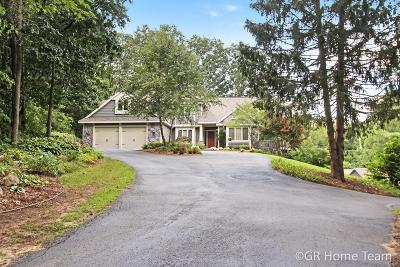 Ada MI Single Family Home For Sale: $695,000