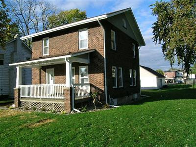 White Pigeon Single Family Home For Sale: 106 S Company Street