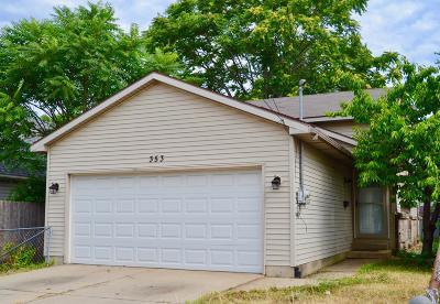 Single Family Home For Sale: 353 Burton Street SW