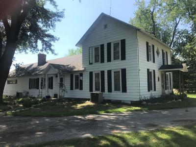 Cass County Single Family Home For Sale: 71295 S River Road
