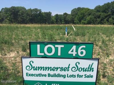 Grandville Residential Lots & Land For Sale: 5557 Stonebridge Drive #Lot 46