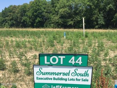 Grandville Residential Lots & Land For Sale: 5575 Stonebridge Drive #Lot 44