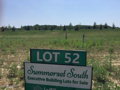 Grandville Residential Lots & Land For Sale: 5584 Stonebridge Drive #Lot 52