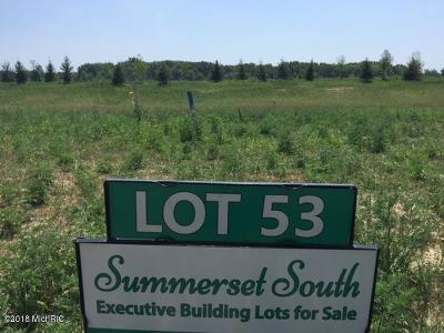 Grandville Residential Lots & Land For Sale: 5590 Stonebridge Drive #Lot 53