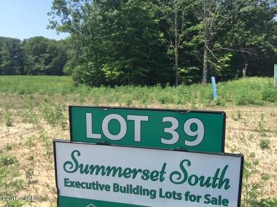 Grandville Residential Lots & Land For Sale: 5663 Stonebridge Drive #Lot 39