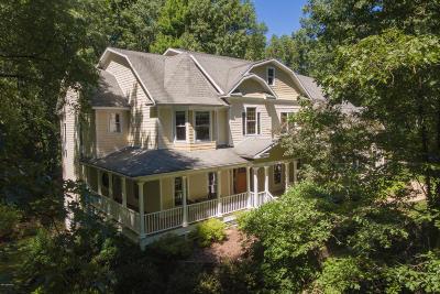 Kalamazoo Single Family Home For Sale: 9548 Andes Avenue