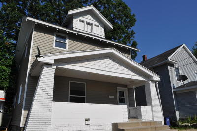 Grand Rapids MI Single Family Home For Sale: $119,900