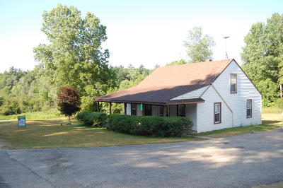 Greenville Single Family Home For Sale: 11360 S River Rd Road