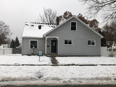 North Muskegon Single Family Home For Sale: 1313 Mills Avenue