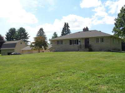Dowagiac Single Family Home For Sale: 56570 Indian Lake Road