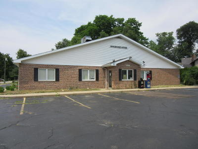 Berrien County Commercial For Sale: 1100 Front Street