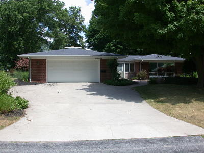 Kalamazoo Single Family Home For Sale: 3960 N 26th Street