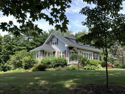 Saugatuck, Douglas Single Family Home For Sale: 3460 64th Street
