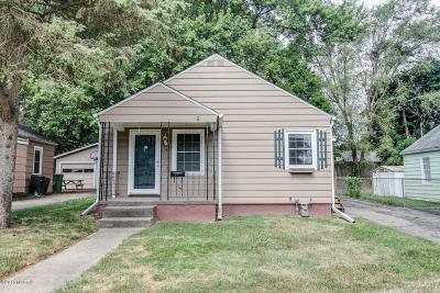 Battle Creek Single Family Home For Sale: 147 N La Vista Boulevard