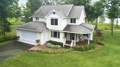 Single Family Home For Sale: 1440 N Wooded Lake Drive
