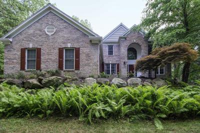 Ada Single Family Home For Sale: 9100 Conservancy Drive NE