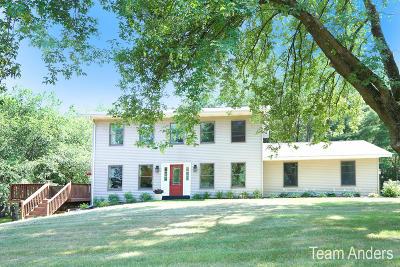 Rockford MI Single Family Home For Sale: $374,900