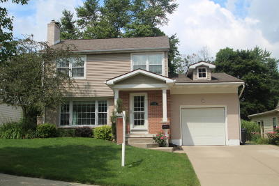 East Grand Rapids MI Single Family Home For Sale: $379,000