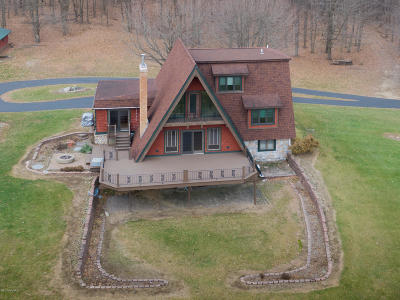 Three Rivers Single Family Home For Sale: 15220 Gleason Road