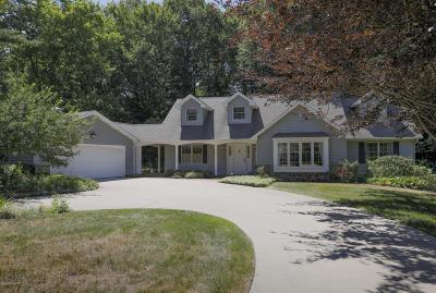 Kalamazoo MI Single Family Home For Sale: $375,000