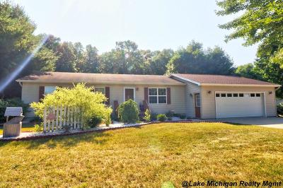 Single Family Home For Sale: 11930 Lincoln Lake Avenue NE