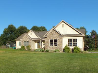 Grand Haven, Spring Lake Single Family Home For Sale: 15380 Meadowlark Drive