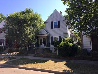 Grand Rapids Single Family Home For Sale: 1046 McReynolds Avenue NW