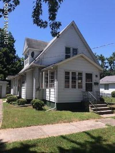 Cass County Single Family Home For Sale: 205 Jones Street