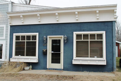Berrien County Commercial For Sale: 427 S Whittaker Street