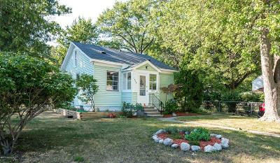 North Muskegon Single Family Home For Sale: 1826 Moulton Avenue