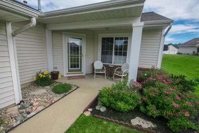 Rockford Single Family Home For Sale: 7056 W Cannon Place Drive NE