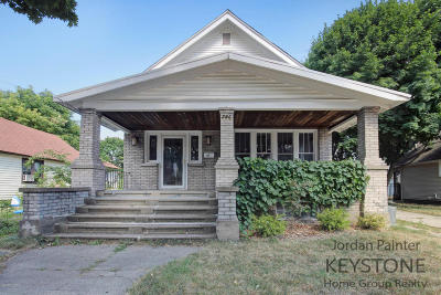 Grand Rapids Single Family Home For Sale: 246 Ives Avenue SW