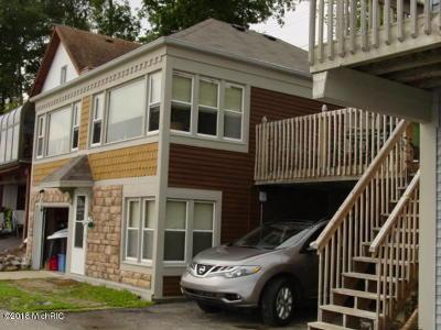 Saranac Single Family Home For Sale: 6668 Shoreline Court