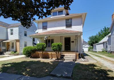 Grand Rapids Single Family Home For Sale: 1025 Park Street SW