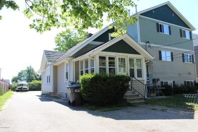 Kalamazoo County Multi Family Home For Sale: 1107 Euclid Avenue