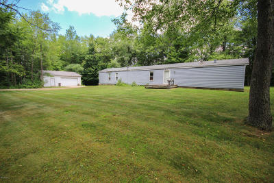 Marcellus Single Family Home For Sale: 53831 Day Road