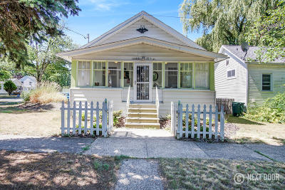 Muskegon Single Family Home For Sale: 1925 Vanderlinde Street