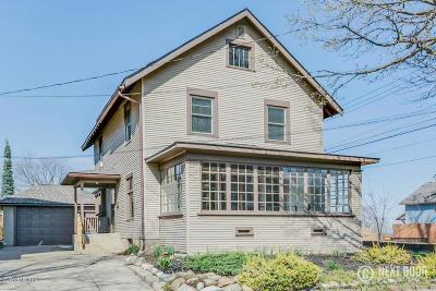 Grand Rapids Single Family Home For Sale: 609 Fairview Avenue NE