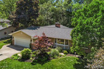 Single Family Home For Sale: 2547 Annchester Drive SE