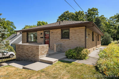 Grand Rapids Single Family Home For Sale: 906 Eastern Avenue NE
