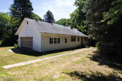 Berrien County Single Family Home For Sale: 2788 Eaman Road