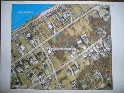 New Buffalo Residential Lots & Land For Sale: 52106 Lake Park Drive